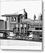 Locomotive, 1893 Metal Print