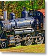Locomotive 201 Metal Print