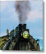 Locomotive 26 Steamtown  Metal Print