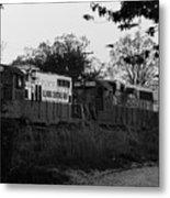 Locomotive 8241 Metal Print