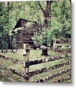 Log Structure For Storage Metal Print