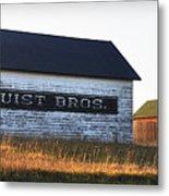 Logerquist Bros. Metal Print
