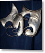 Logo for Theater Productions Metal Print