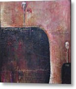 Lollipop Love No. 1 Metal Print