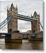 London Bridge 1 Metal Print