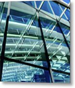 London Sky Garden Architecture 1 Metal Print
