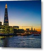 London South Bank 3 Metal Print