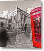 London Telephone 2 C Metal Print