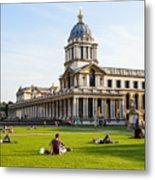 London University Greenwich Metal Print