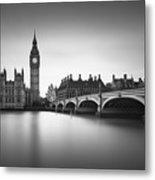 London, Westminster Bridge Metal Print