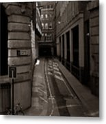 Lonely Going Home Metal Print