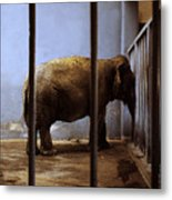 Lonely One Metal Print