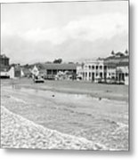 Long Beach California C. 1910 Metal Print