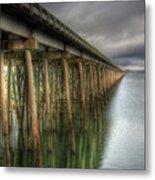 Long Bridge  Metal Print