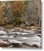 Chattooga River 14 Metal Print