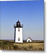 Long Point Lighthouse Metal Print