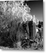 Long Term Parking Metal Print