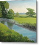 Longs Creek Metal Print