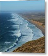 Look To The Horizon Metal Print