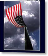 Look Up America Metal Print
