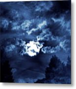 Look With A Pure Heart Metal Print