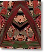 Look Within - Abstract Metal Print