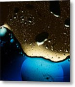 Looking Down To The Universe Metal Print