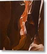 Looking Into The Canyon Metal Print
