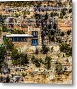 Lookout Studio @ Grand Canyon Metal Print