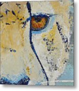 Looks Can Be Deceiving Close-up Metal Print