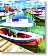 Loose Cannon Water Taxi 1 Metal Print