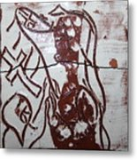 Lord Bless Me 12 - Tile Metal Print