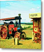 Lord Fisher Metal Print