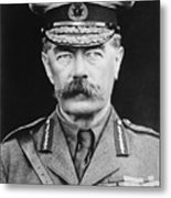 Lord Herbert Kitchener Metal Print