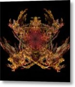 Lord Of The Flies Metal Print