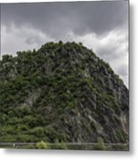 Loreley Rock 12 Metal Print