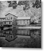 Loretta Lynn's Gritt Mill Metal Print