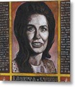 Loretta Metal Print