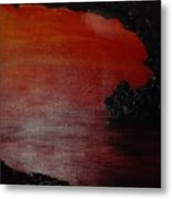 Lori's World Metal Print