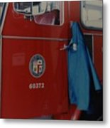 Los Angeles Fire Department Metal Print