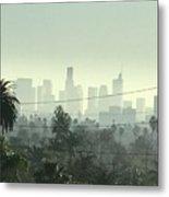 Los Angeles Morning Metal Print