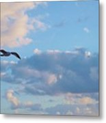Lose Yourself In Nature And Find Peace. Metal Print