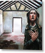 Losing My Religion Metal Print