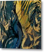 Loss Of Innocence Metal Print