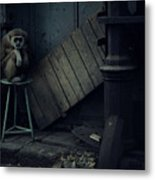 Lost Animals -  Series Nr.4 Metal Print