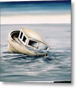 Lost At Sea Contd Metal Print