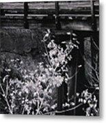 Lost Bridge Metal Print