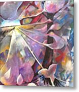 Lost Butterflys Metal Print