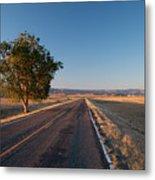 Lost Highway Metal Print