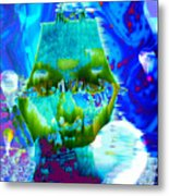 Lost In Davy Jones Locker Metal Print